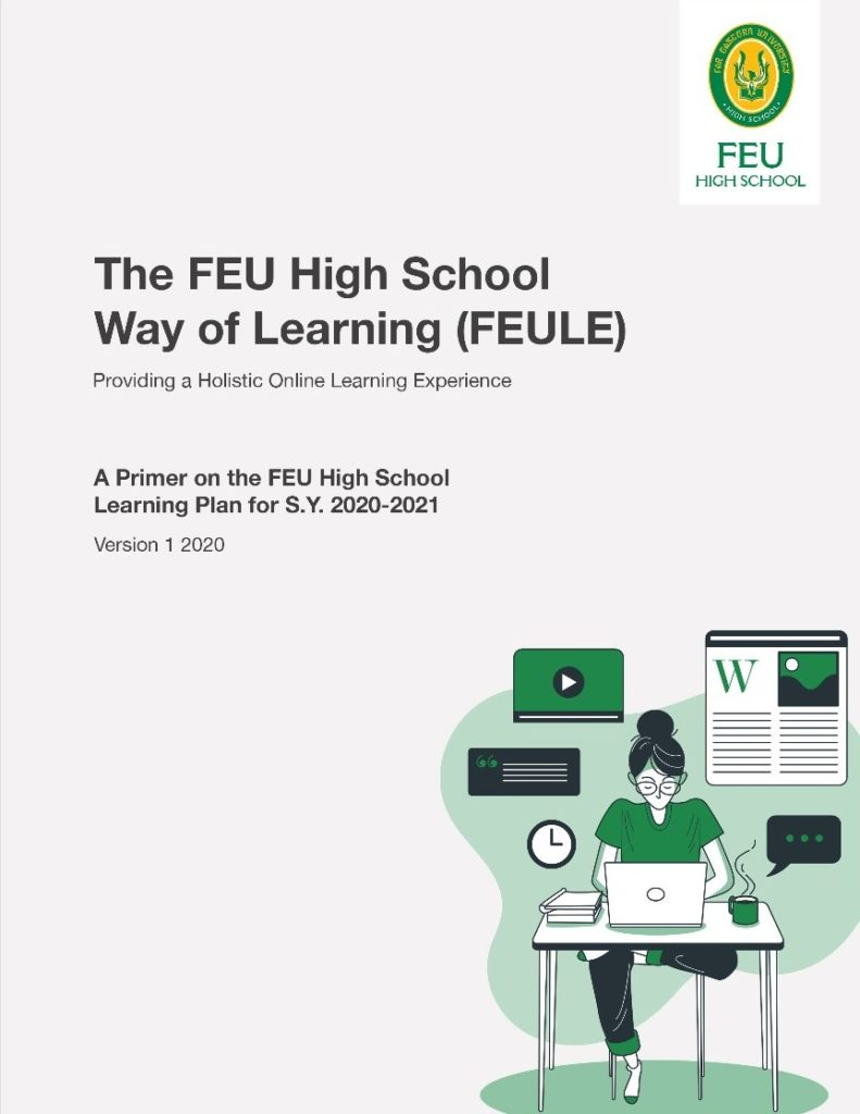 FEU High School Learning Experience (FEULE) Primer  Now Available for Download