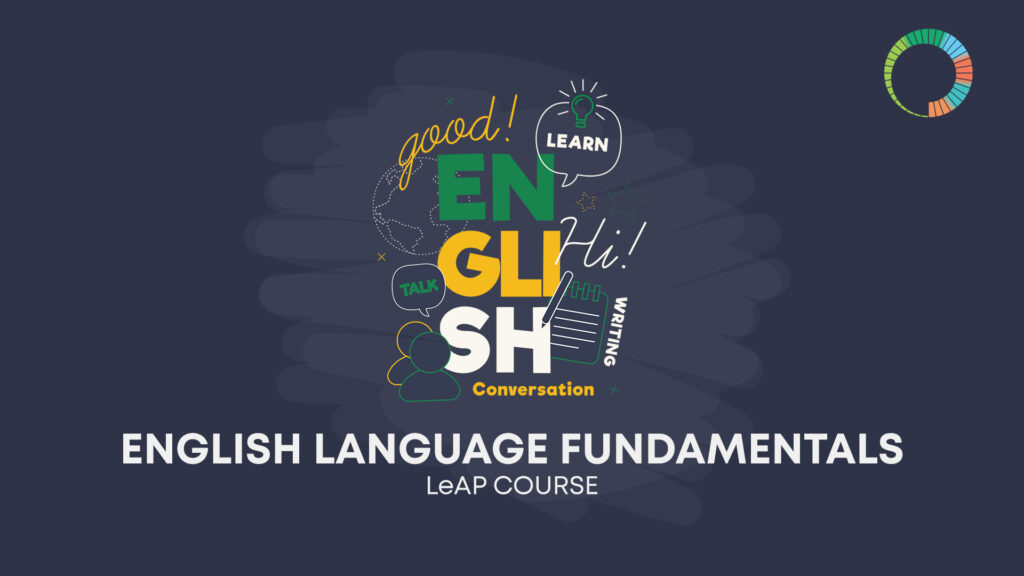 English Language Fundamentals