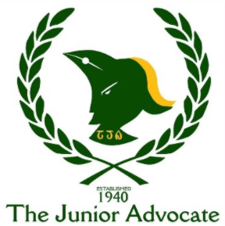 The Junior Advocate