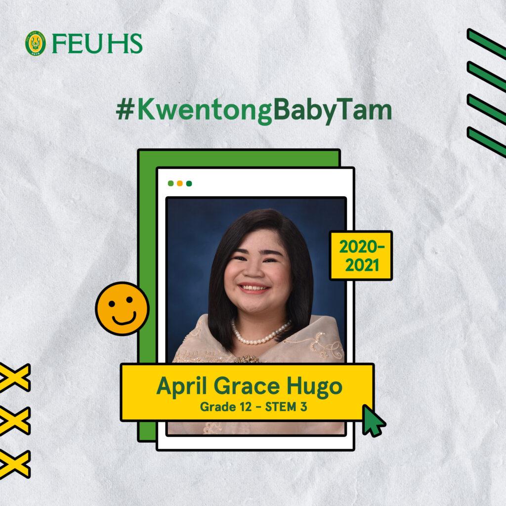 #KwentongBabyTam: April Grace Hugo